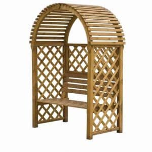 Blooma Chiltern Wooden Arbour Overall Appearance