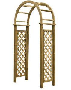 Blooma Chiltern Wooden Garden Arch