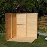 Croft 5X5 Playhouse Cladding and Flooring