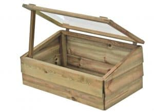 Grange Softwood Coldframe Empty
