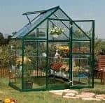 Green Frame Small Harmony Greenhouse