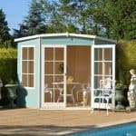 Hampton 7 X 7 Shiplap Timber Summerhouse