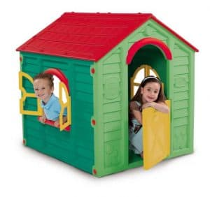 Keter Rancho Plastic Playhouse Green