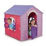 Keter Rancho Plastic Playhouse Pink