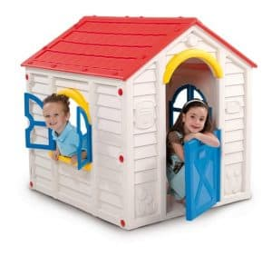 Keter Rancho Plastic Playhouse Red