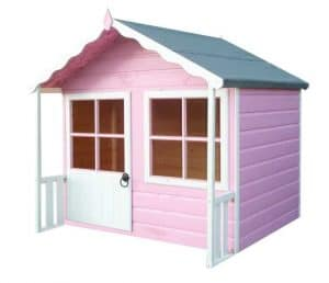 Kitty 5X4 Playhouse Side View