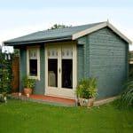 Marlborough 10X10 28mm Tongue & Groove Timber Log Cabin