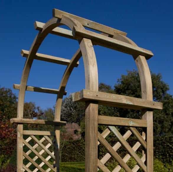 Garden Arch Trellis Planter | Crazy Clearance  |Arched Planters