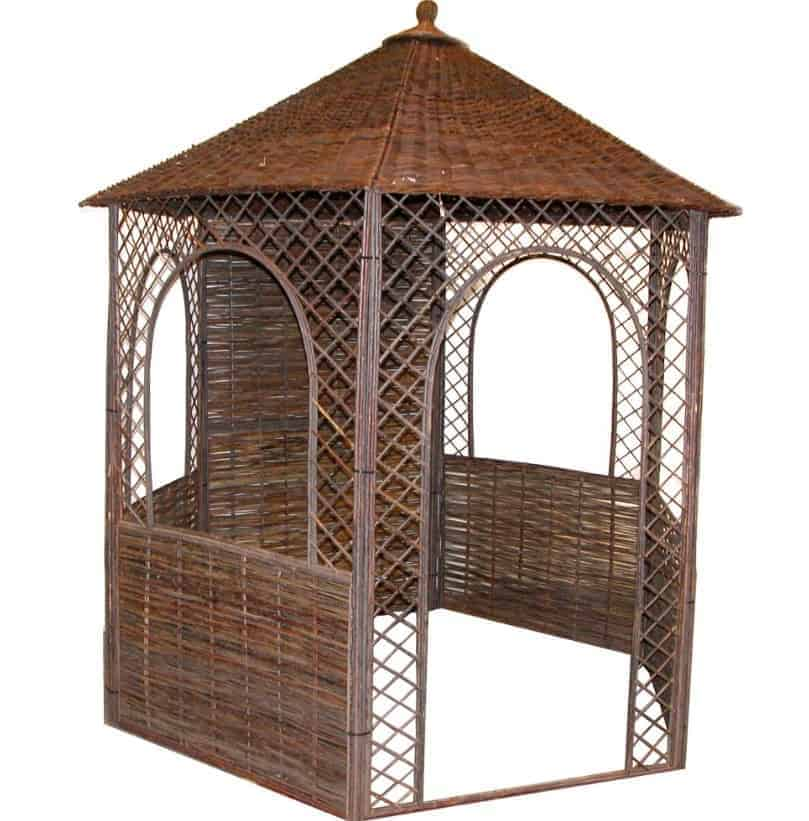 Gazebo Type And Roof Size