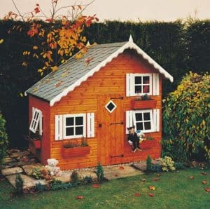 Shire Loft 8X6 Playhouse