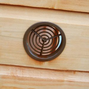 Shire Loft 8X6 Playhouse Air Vent