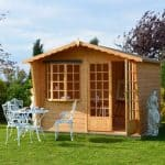 Shire Sandringham Summerhouse 10 x 6