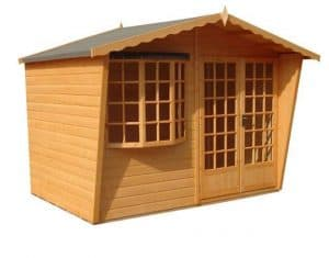 Shire Sandringham Summerhouse 10 x 6 Overall Appearance