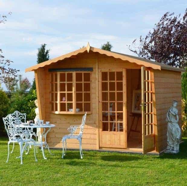 Shire Sandringham Summerhouse 10 x 6