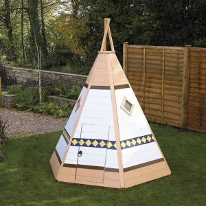 Wigwam 7X6 Playhouse