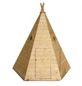 Wigwam 7X6 Playhouse Unpainted