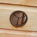 Woodbury 4X4 Playhouse Air Vent
