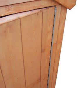 Woodbury 4X4 Playhouse Hinged Door