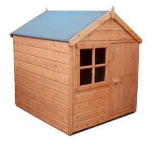 Woodbury 4X4 Playhouse Unpainted