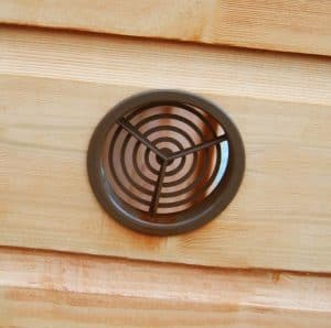 Woodbury 6X4 Playhouse Air Vent