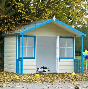 Woodbury 6X4 Playhouse Painted