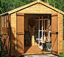 How to Build A Shed Design Two