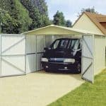 9 x 17 Yardmaster Apex Metal Garage