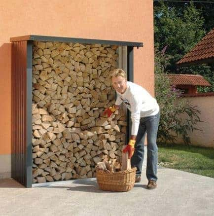 Biohort WoodStock 150 Wood Store