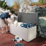 Lifetime Large Plastic Storage Box (500 Litres)