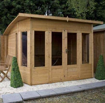 10' x 10' Loxley Summer House