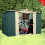 10' x 5' Canberra Metal Shed
