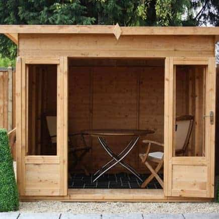 10' x 8' Loxley Summer House