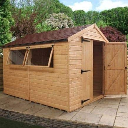 12' x 8' Ultimate Shed