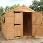 14' x 8' Ultimate Shed
