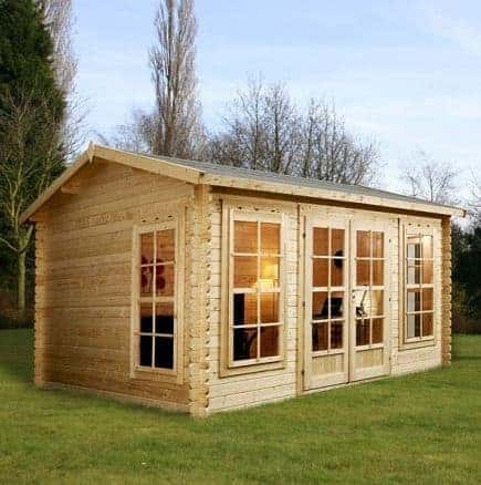 home office cabins. 45m X 35m Home Office Director Log Cabin Cabins