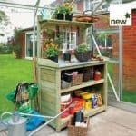 5'4'' x 3'5'' Rowlinson Premier Potting Station