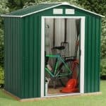 6' x 4' Emerald Parkdale Metal Shed