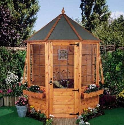 6' x 6' Darlington Octagonal Summer House