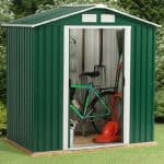 6' x 6' Emerald Parkdale Metal Shed