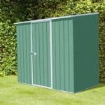 7' 5 x 2' 7 Premium Space Saver Pale Easy Build Metal Shed