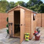 7' x 5' Shiplap Tongue and Groove Apex Shed