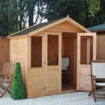 7' x 5' Traditional Summer House