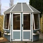 8' x 6' Darlington Double Door Octagonal Summer House