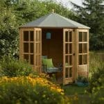 8' x 8' Rowlinson Ryton Octagonal Summer House