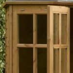 8' x 8' Rowlinson Ryton Octagonal Summer House Windows