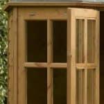 8' x 8' Rowlinson Ryton Octagonal Summer House Windows