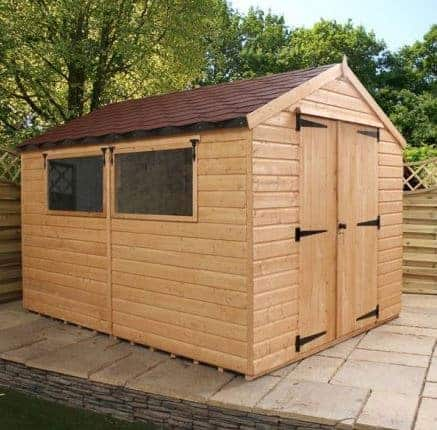 8' x 8' Ultimate Shed
