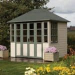 9' x 7' Rowlinson Chatsworth Summer House