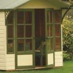 9 x 7 Rowlinson Eaton Summer House exterior
