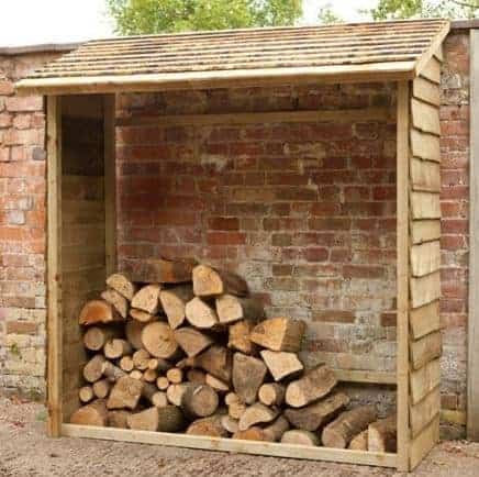 FSC Wall Log Store